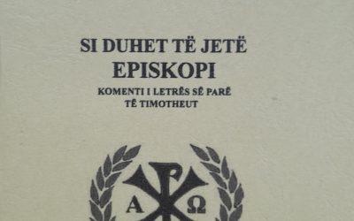 Letra 1 Timoteut
