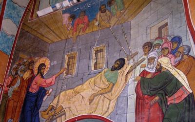 Besimi i bashkësisë (Marku 2: 1-12)