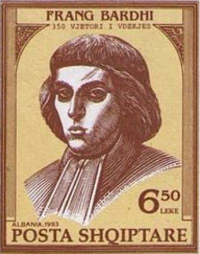 Fjalor latinisht-epirotisht, 1635 (Riprodhim nga Michiel de Vaan, 2004)