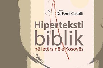 Hiperteksti biblik në letërsinë e Kosovës