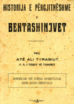 Historija e Përgjithëshme e Bektashinjvet, 1929.