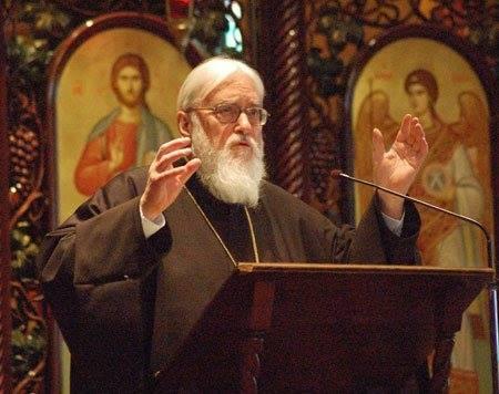 Imzot Kallistos Ware : Udha Ortodokse