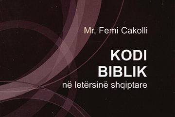 Kodi biblik në letërsinë shqiptare: 1462-1947
