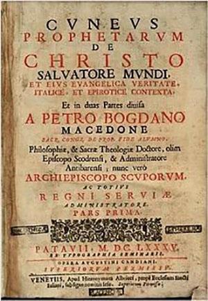 Çeta e profetëve, 1685 (pjesa e parë)