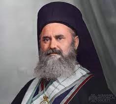 Andrea Llukani: Kryepeshkop Visarion Xhuvani