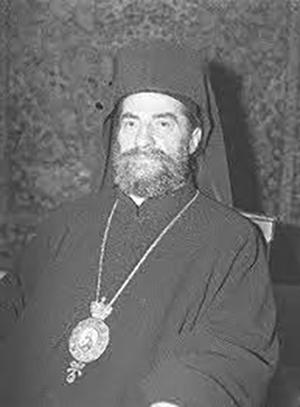 Andrea Llukani: Kryepeshkop Kristofor Kisi