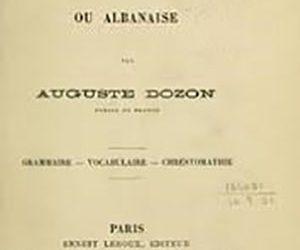 Manuel de la Langue Shkipe ou Albanaise [Vocabulaire Albanais-Français], 1879