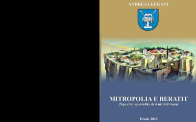 Andrea Llukani: Mitropolia e Beratit